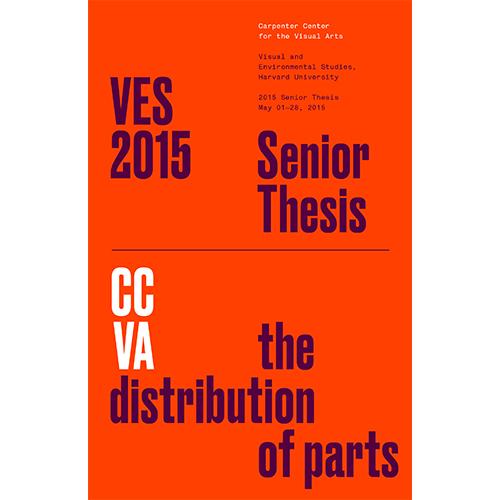Distribution thesis
