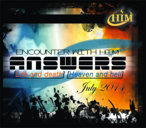 Encounter with HIM Answers July 2014 Insert Front Only