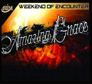 Weekend of Encounter Amazing Grace 2013 Front Only