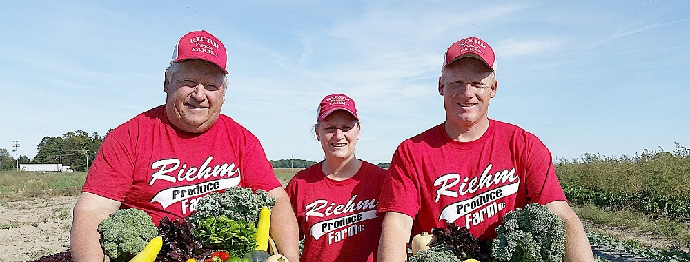 Farm Happenings at Riehm Produce Farm