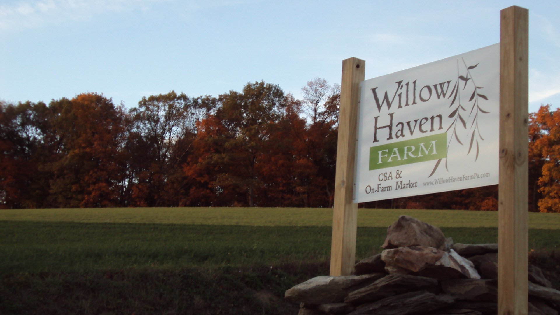 Upcoming Farm Tours, fresh veggies available all Fall, sweet potato soup recipe & more