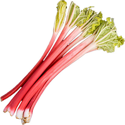 Next Happening: Rhubarb, not only a spring treat