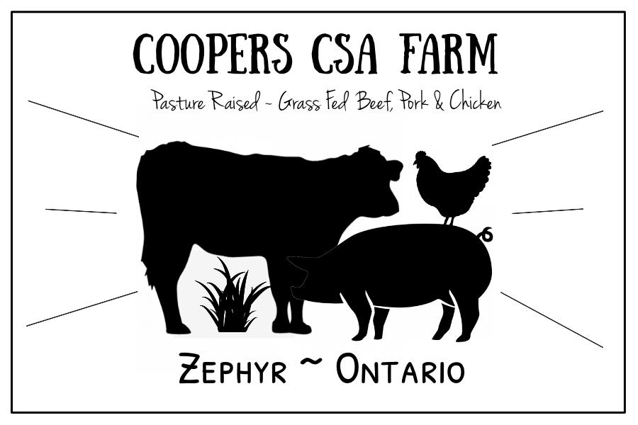 Week 11 of 20; Beef, Pork & Chicken Shares- Coopers CSA Farm Happenings