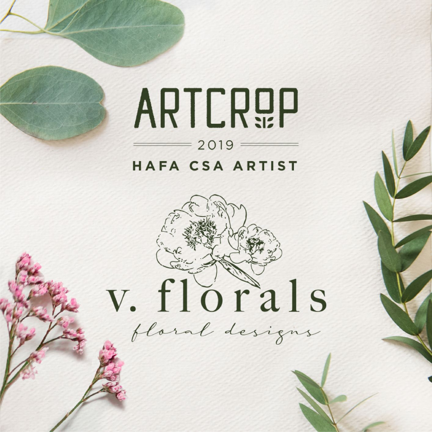 ArtCrop: crafted by the hands of farmers and artists