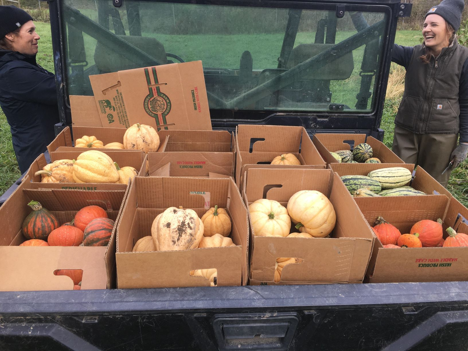 Farm Happenings for October 22, 2019 (week 20)