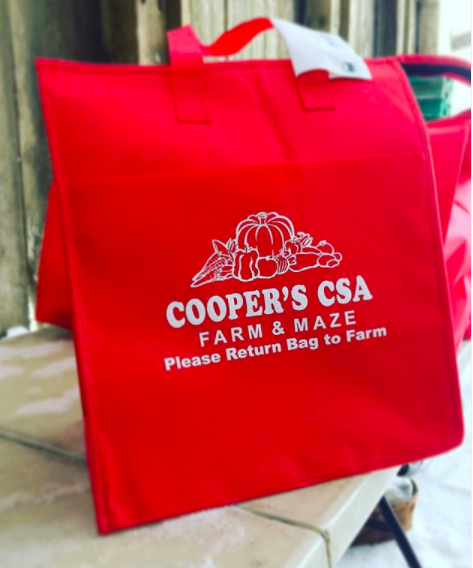Winter/Spring 2019 Week 1 of 14; Meat Share (Beef, Pork, Chicken)- Coopers CSA Farm Happenings