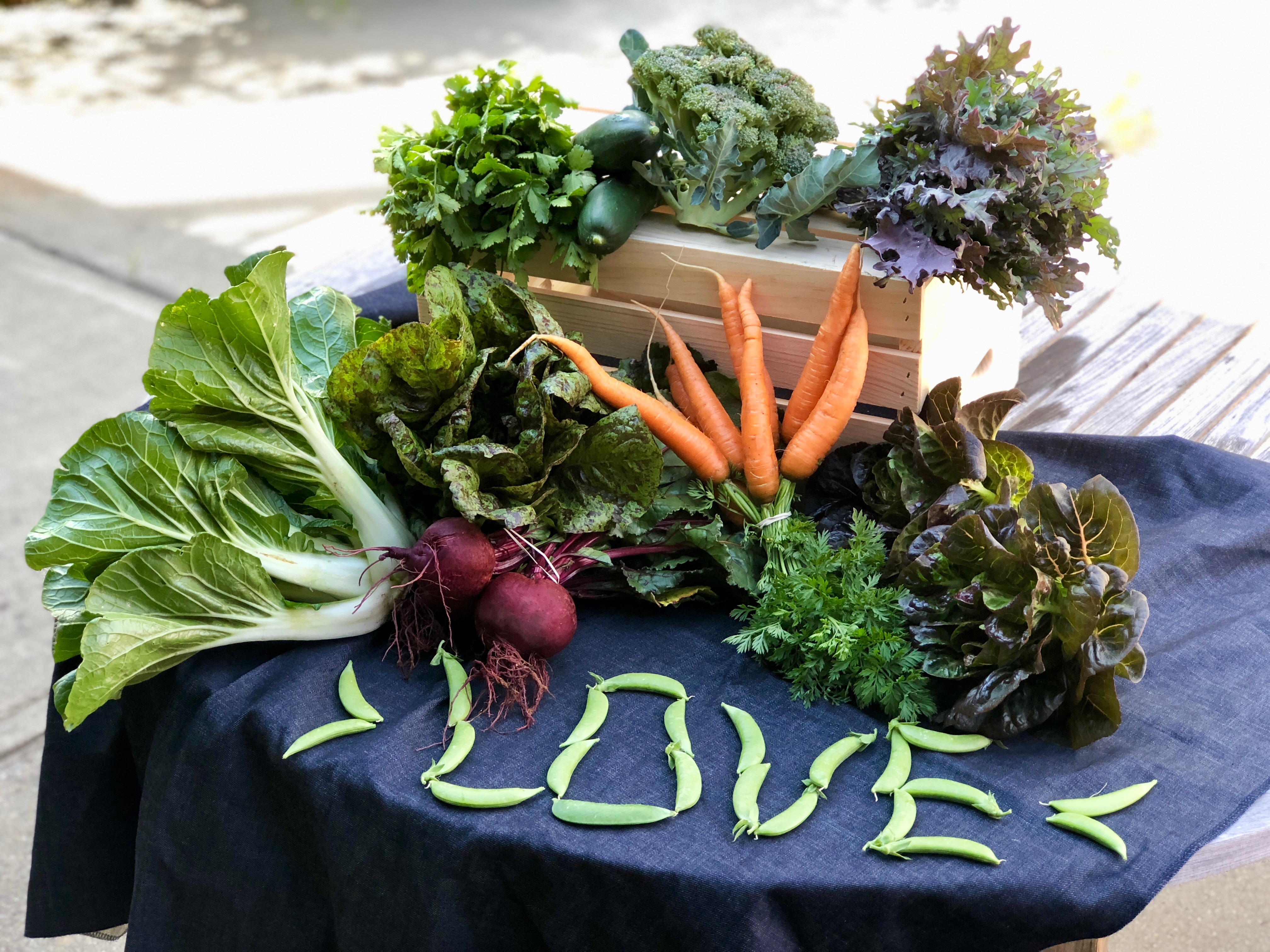 You are the heart of our farm community.