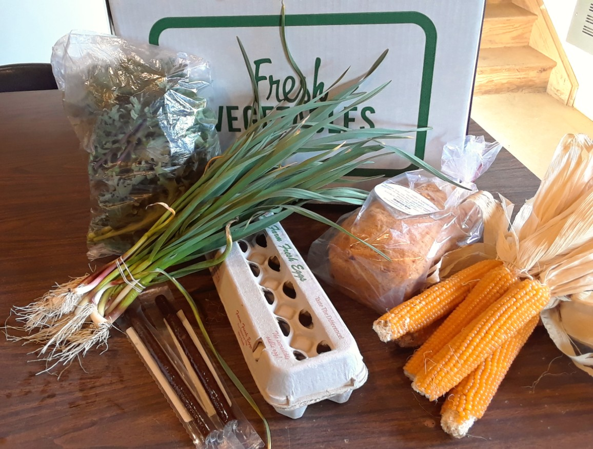 Introducing Farmers' Friend Local Food Boxes