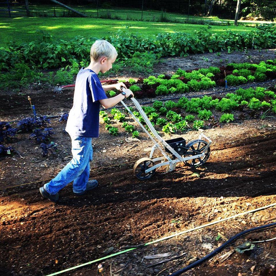 Farming as a Family