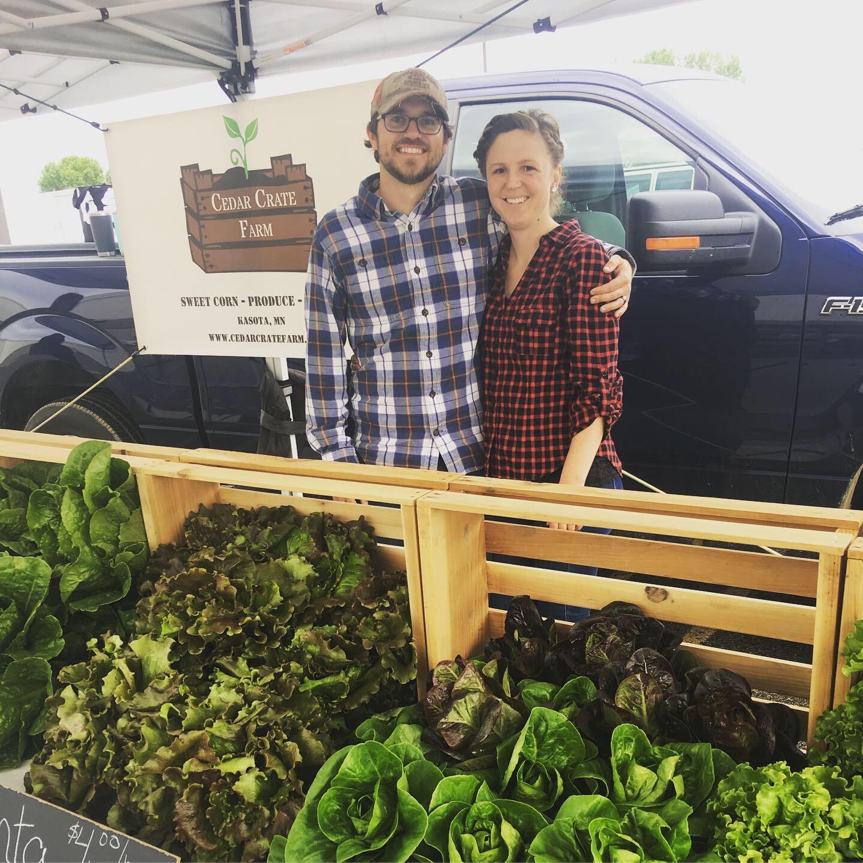 Week Two of Farmers Market Pre-Orders!