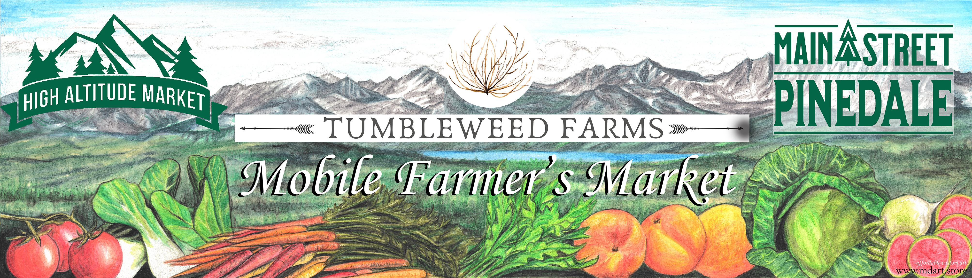 Tumbleweed Farms--Farm Happenings for June 25, 2020