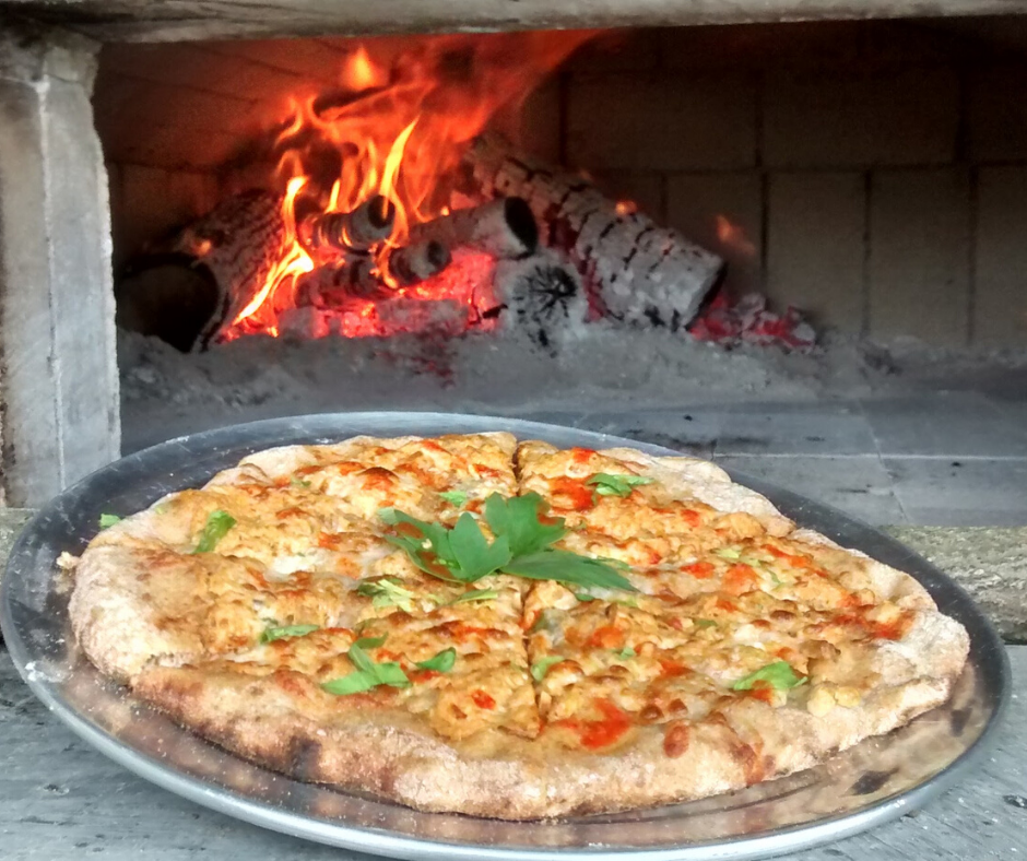 Reserve your Table for Pizza Night on the Farm - July 25