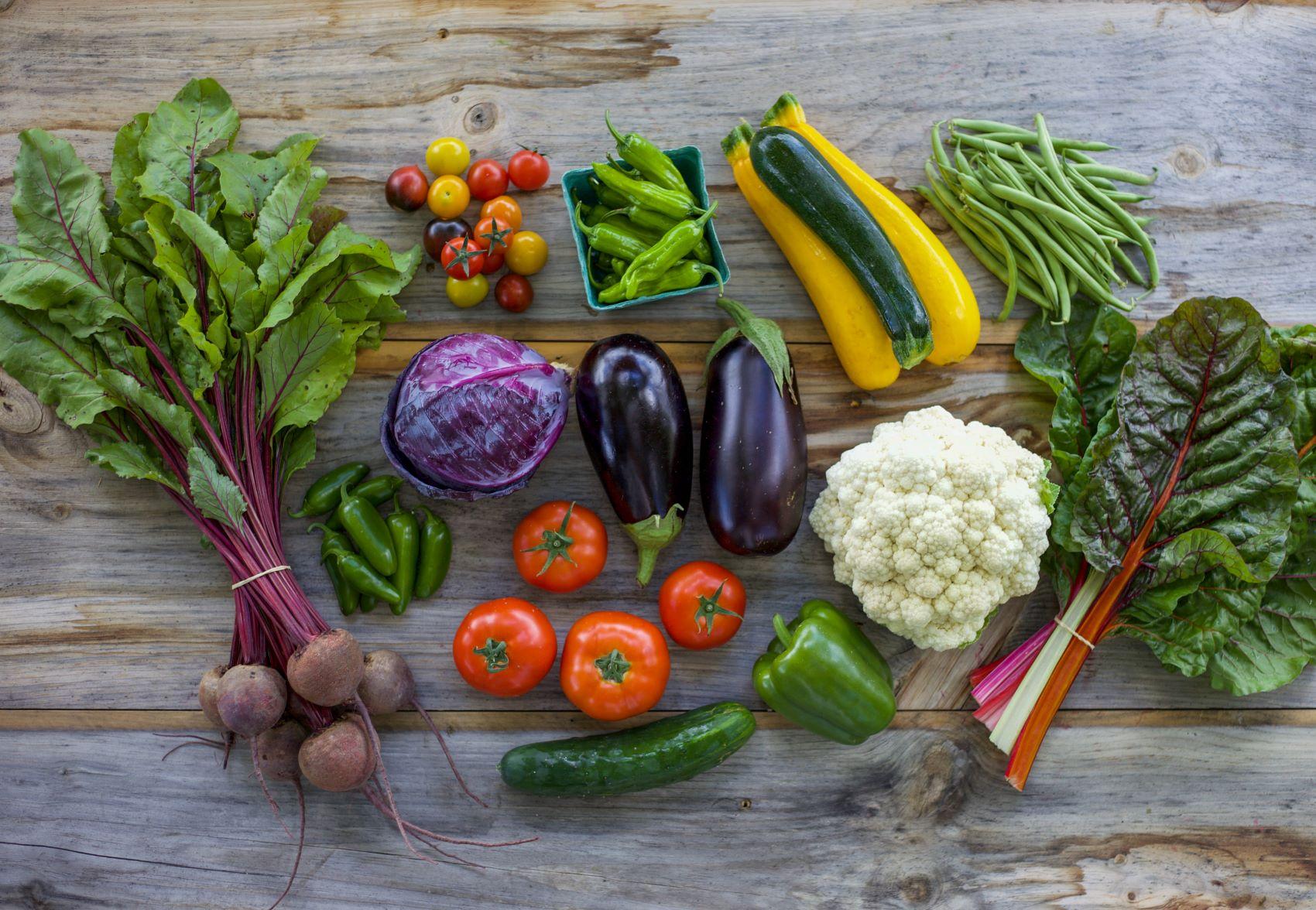 Farm Share - Aug 1