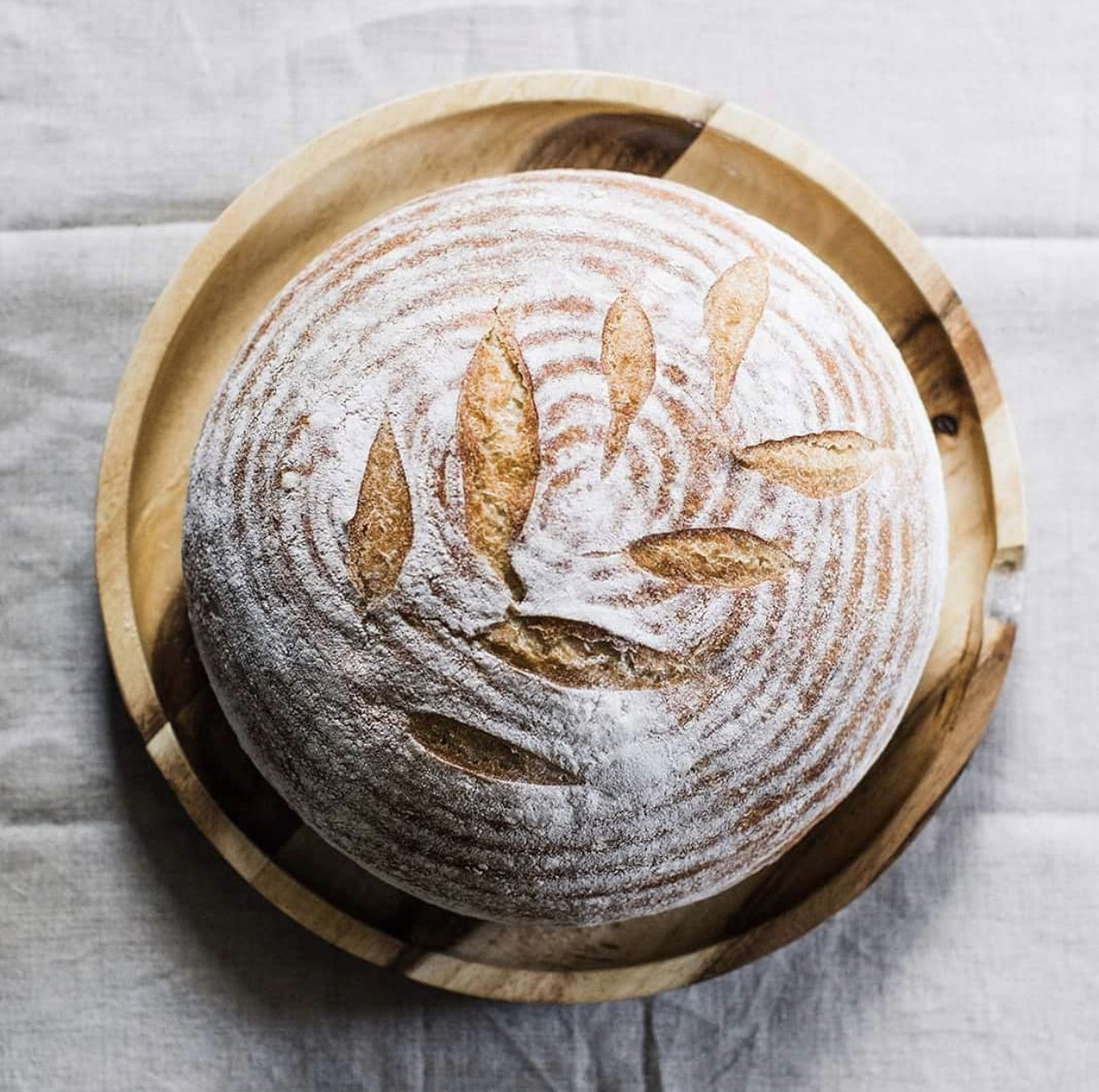 Product Highlight: Sourdough Boule by Bake-n-Jam!