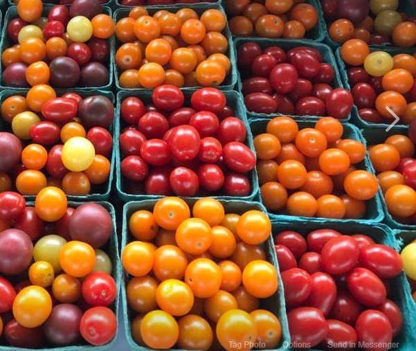 Yummy Cherry Tomatoes