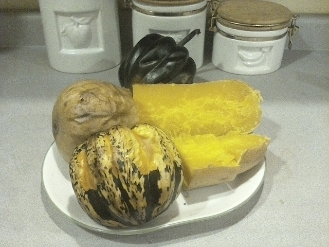 The Winter Squash is Ready!
