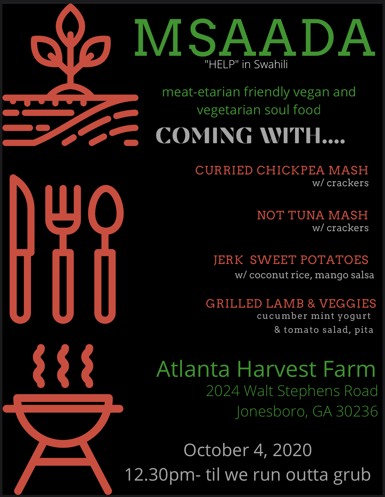 This week at the farm!
