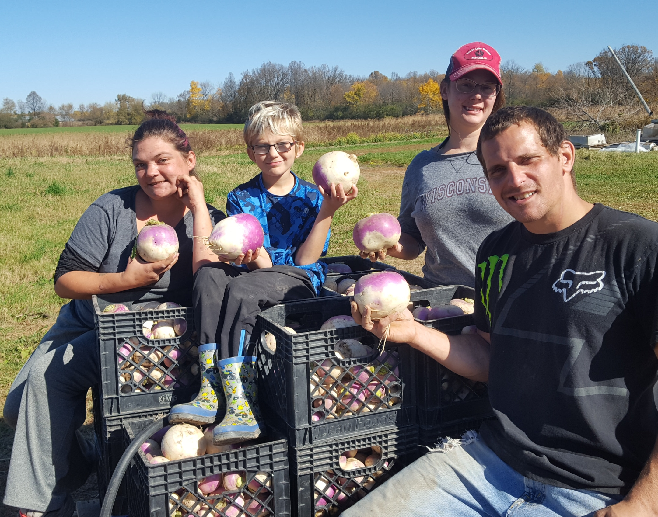 Farm Share Week 17