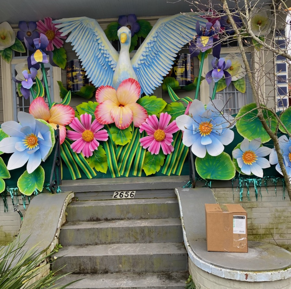 Harvie Farms New Orleans Happenings for Week of February 11, 2021