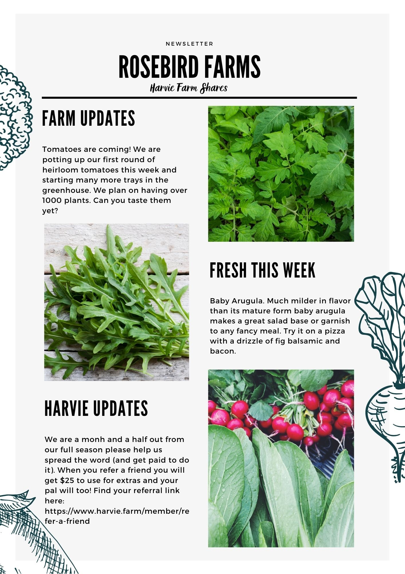 Farm Happenings for February 18, 2021