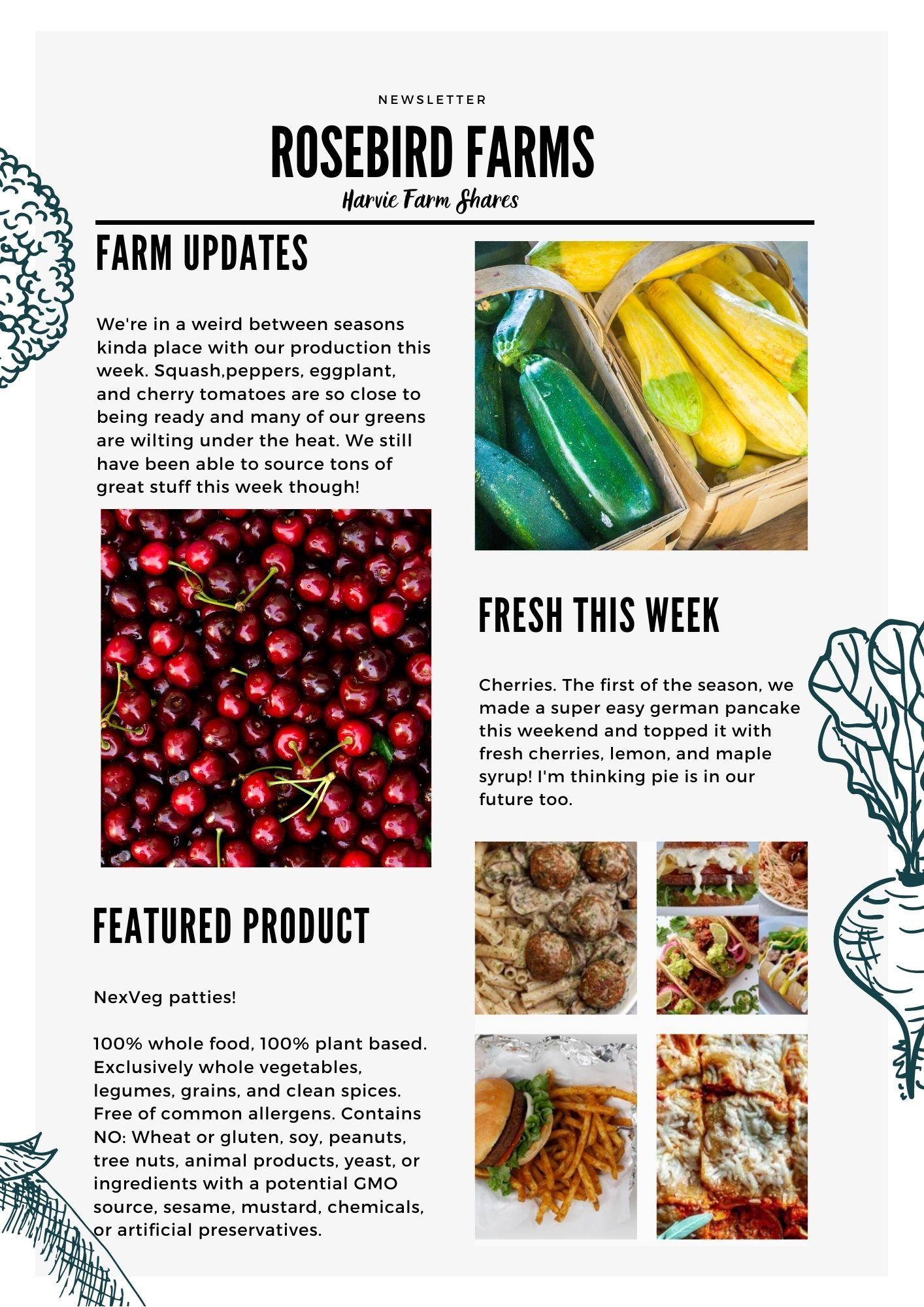 Farm Happenings for May 13, 2021