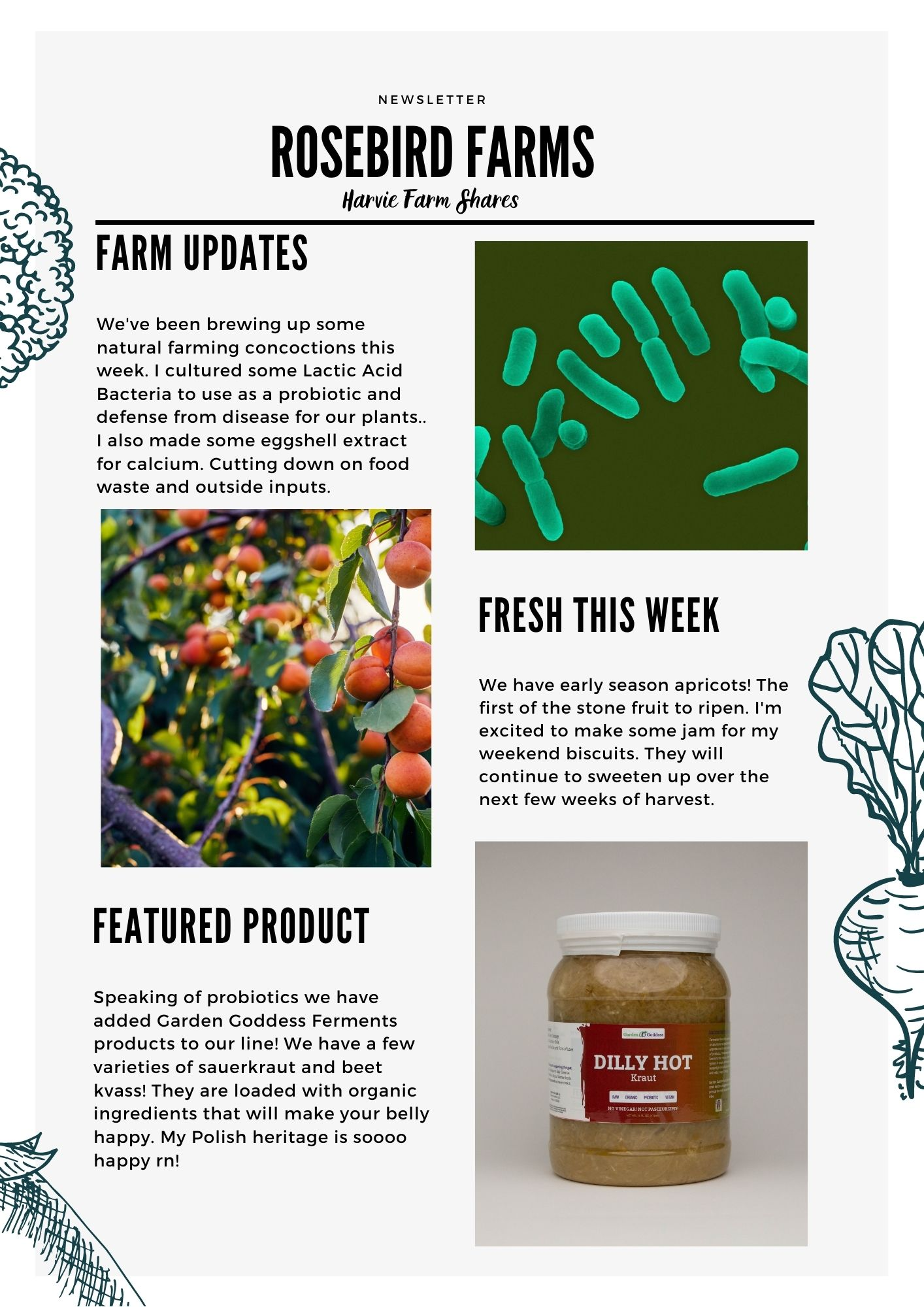 Farm Happenings for May 27, 2021