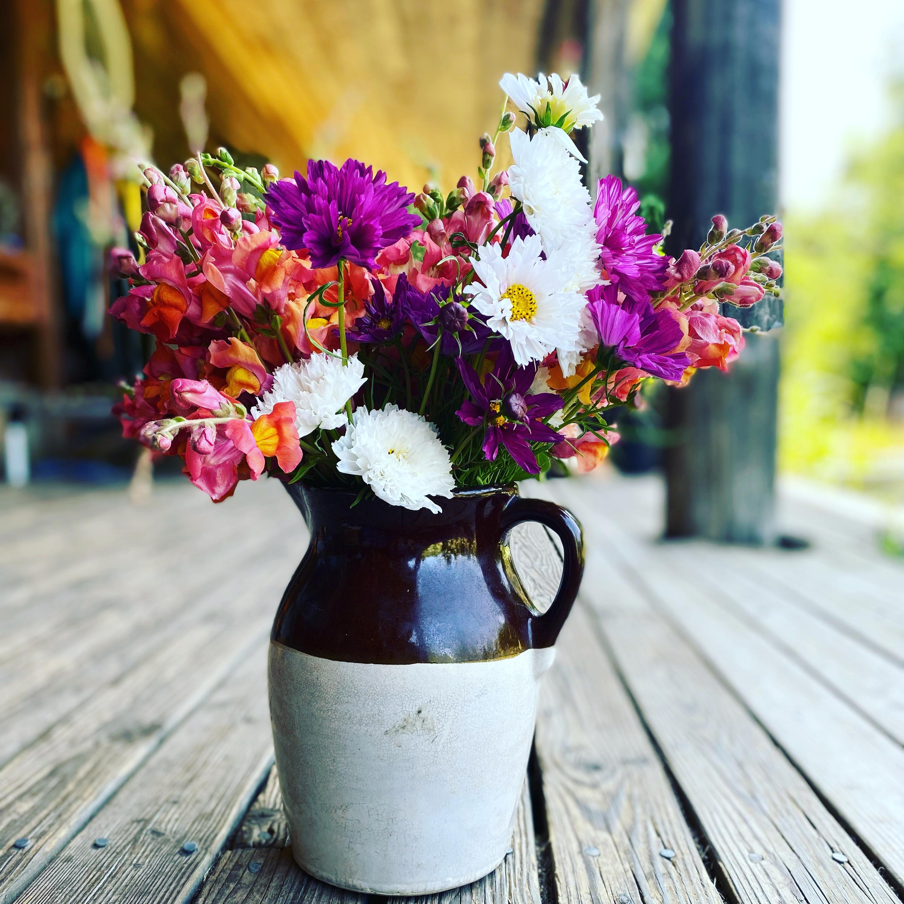 Flower share week 2