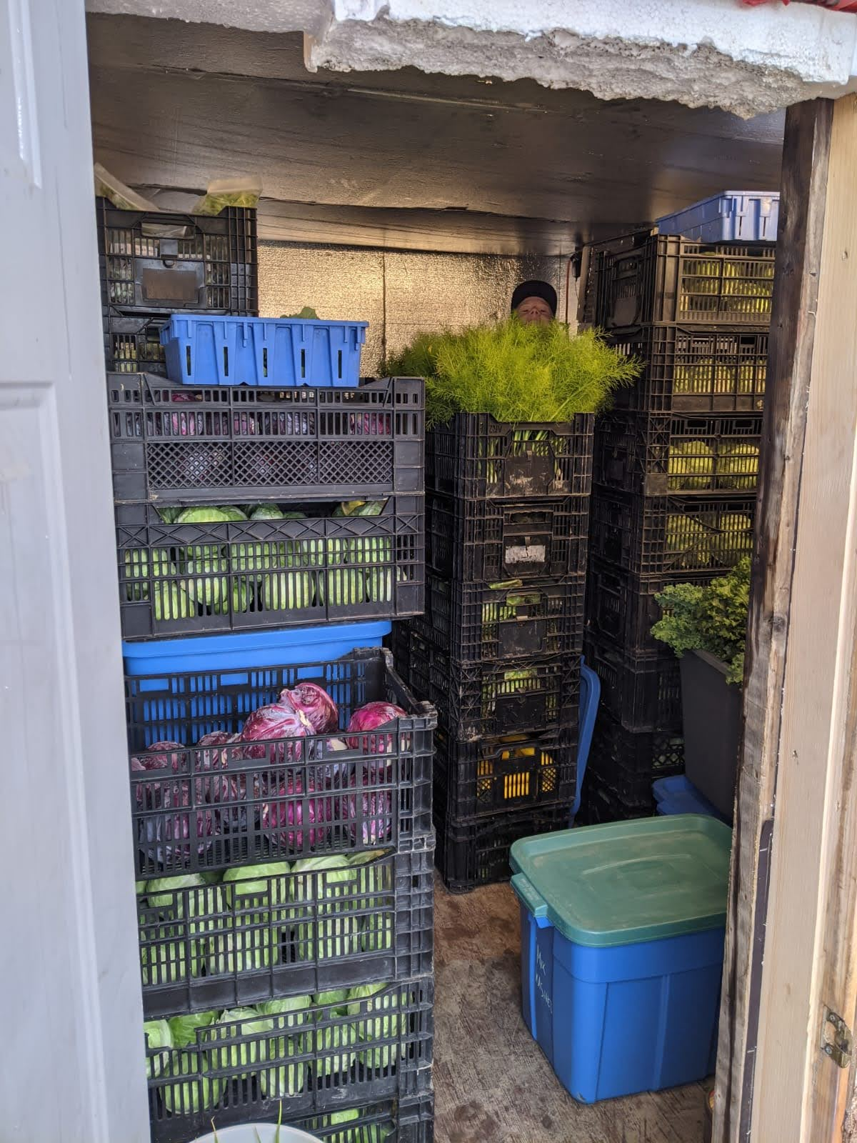 Online Farm Stand July 20