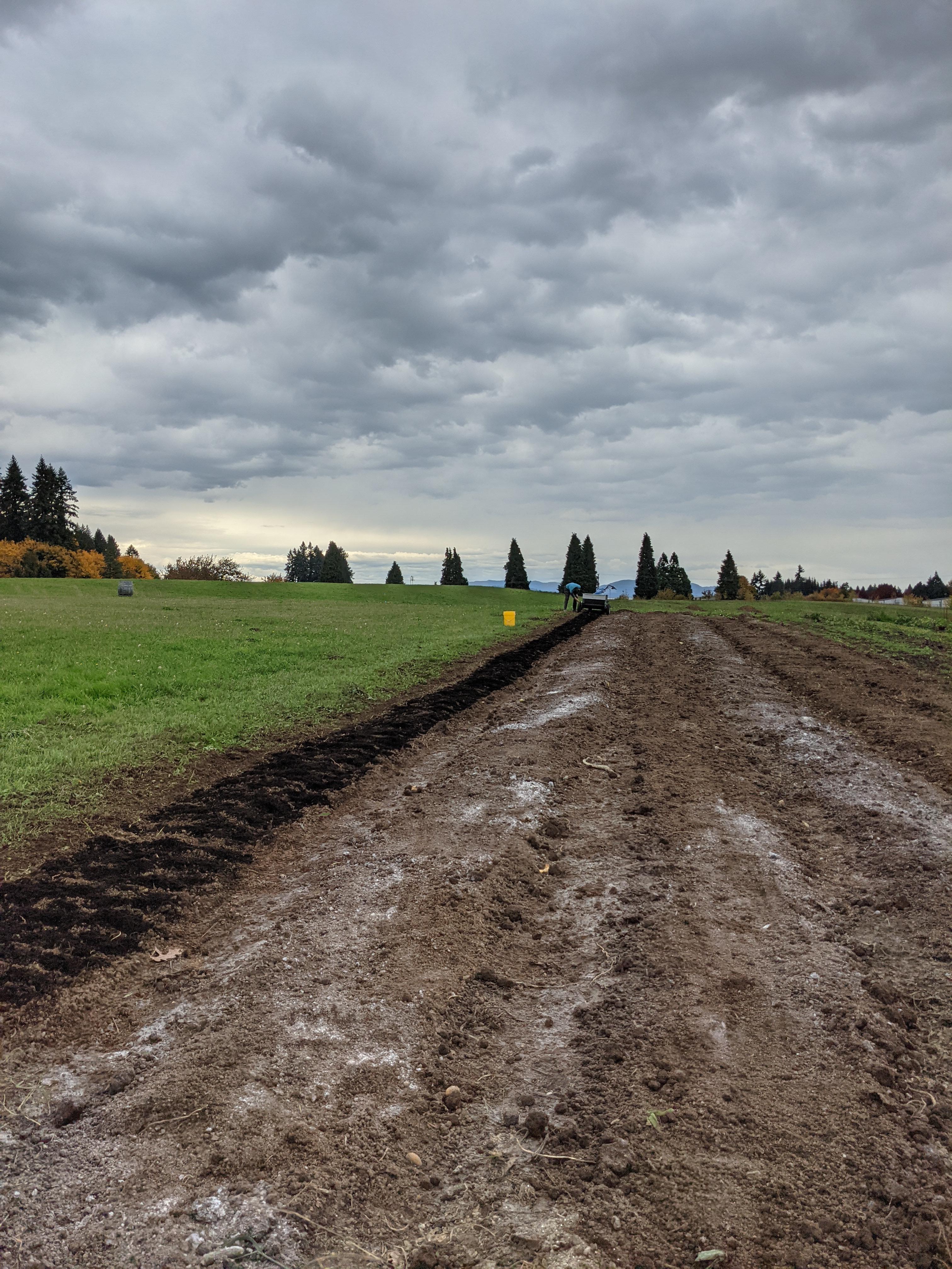 Farm Happening October 25th