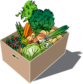 Wednesday Box Pickup On Farm