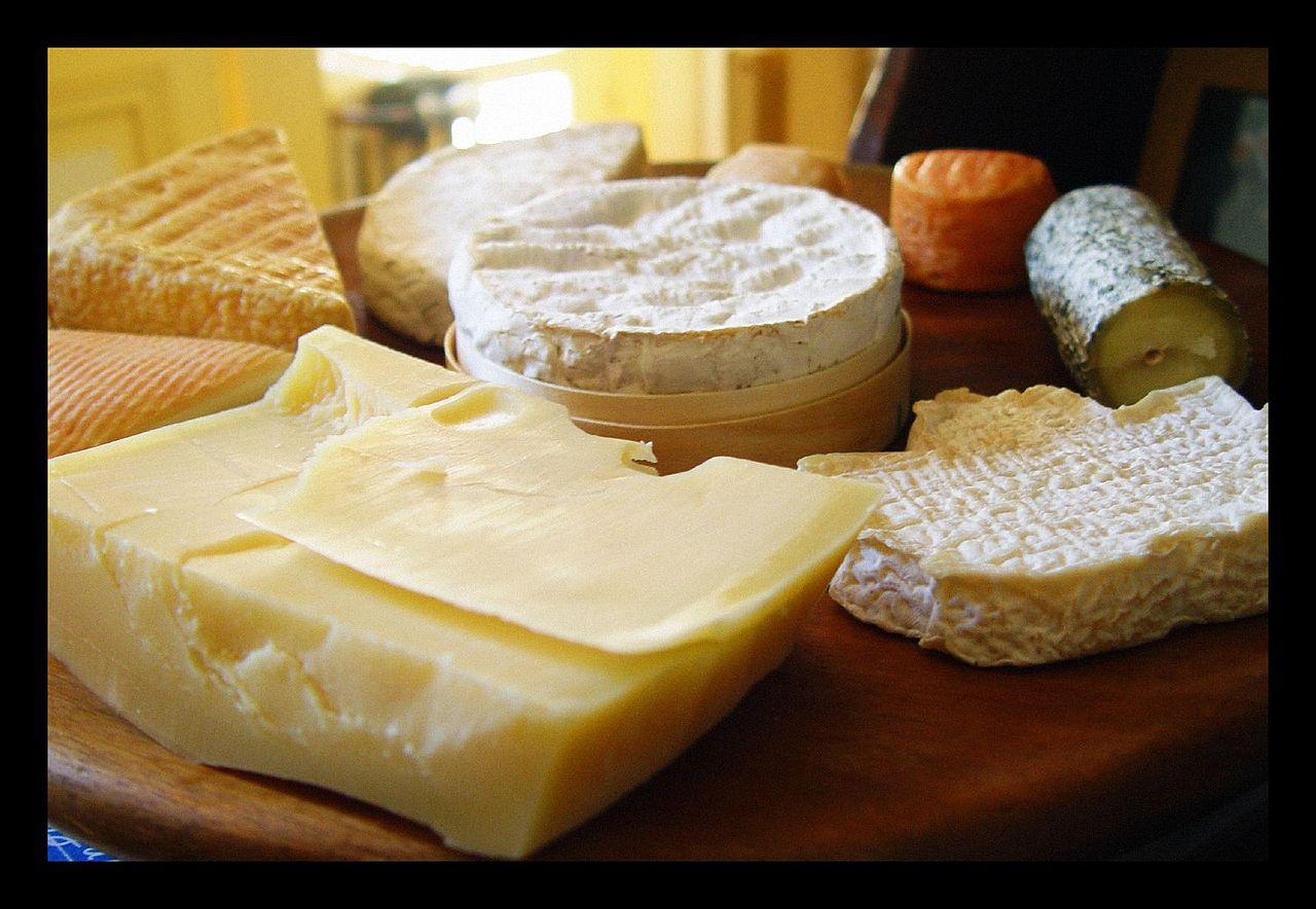 Cheese - 2018