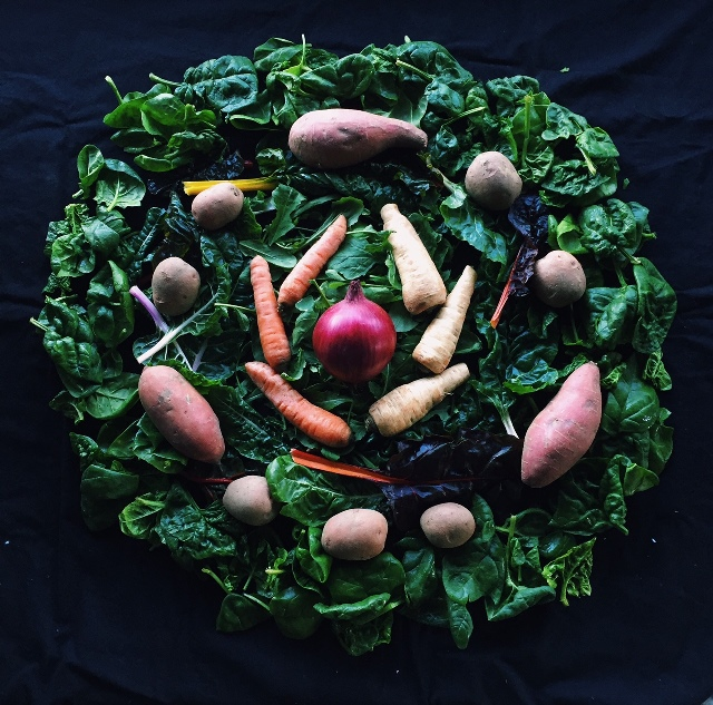 Fall/Winter Small Vegetable Share