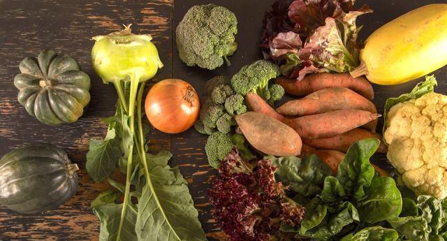 2018 Fall/Winter Vegetable Mini Share