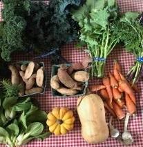 Winter Personal/Vegan Share