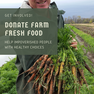 Donate Farm Fresh Food