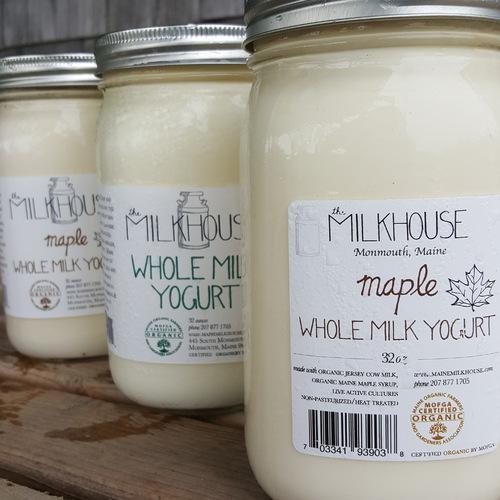 Milkhouse Yogurt - Plain
