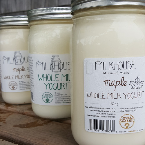 Milkhouse Yogurt - Maple