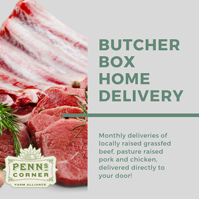 Butcher Box - Small