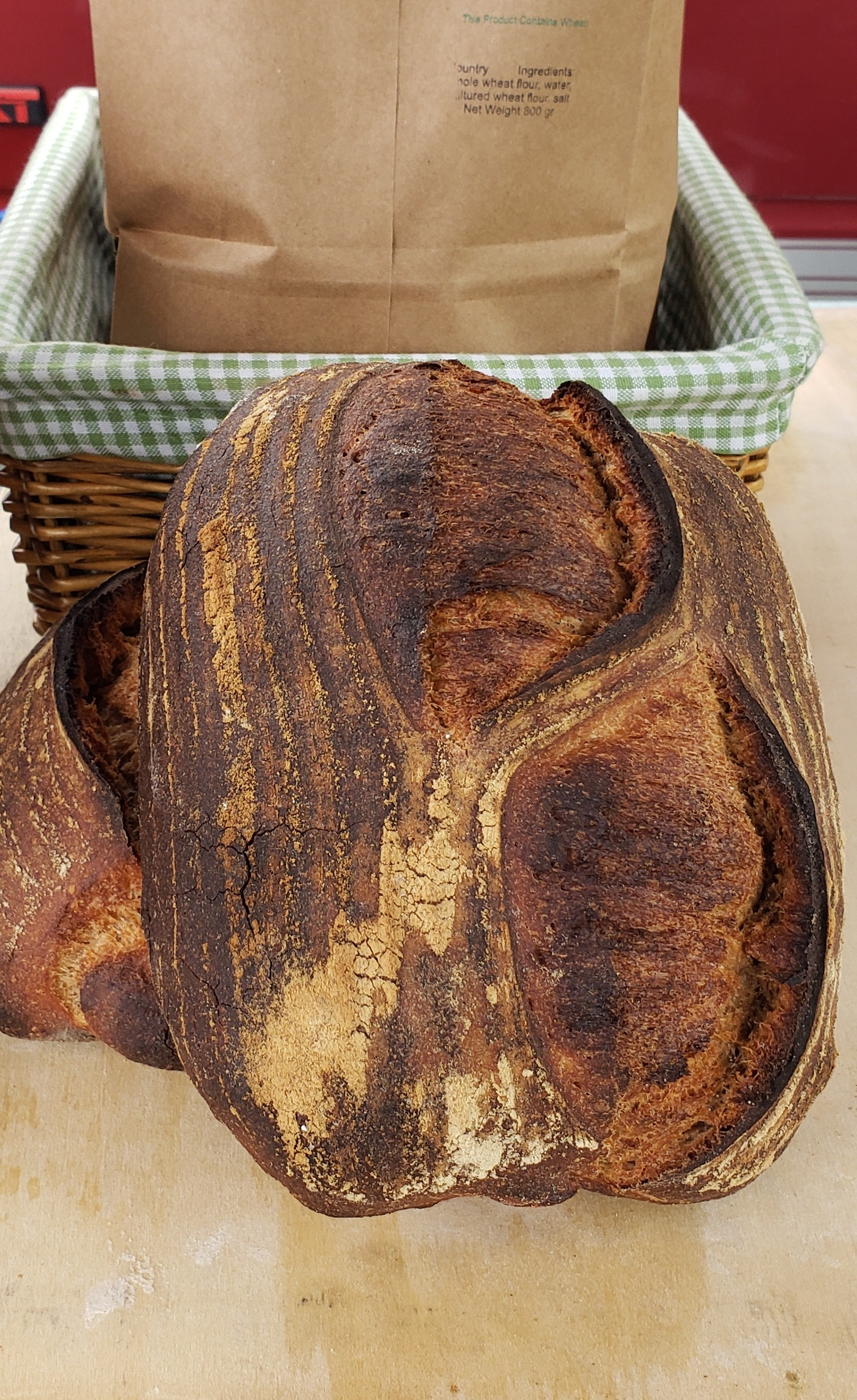 Country Loaf (Tues/Weds Drops ONLY)