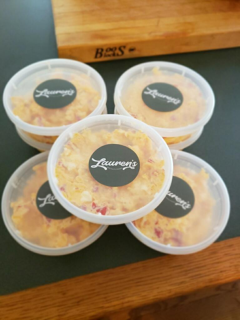 Spicy Pimento Cheese Share