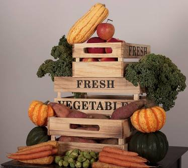 2019 Fall/Winter Vegetable Base Share