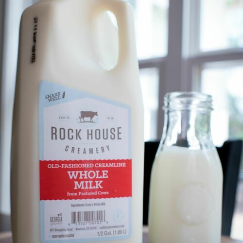 Milk Share -- Half Gallon