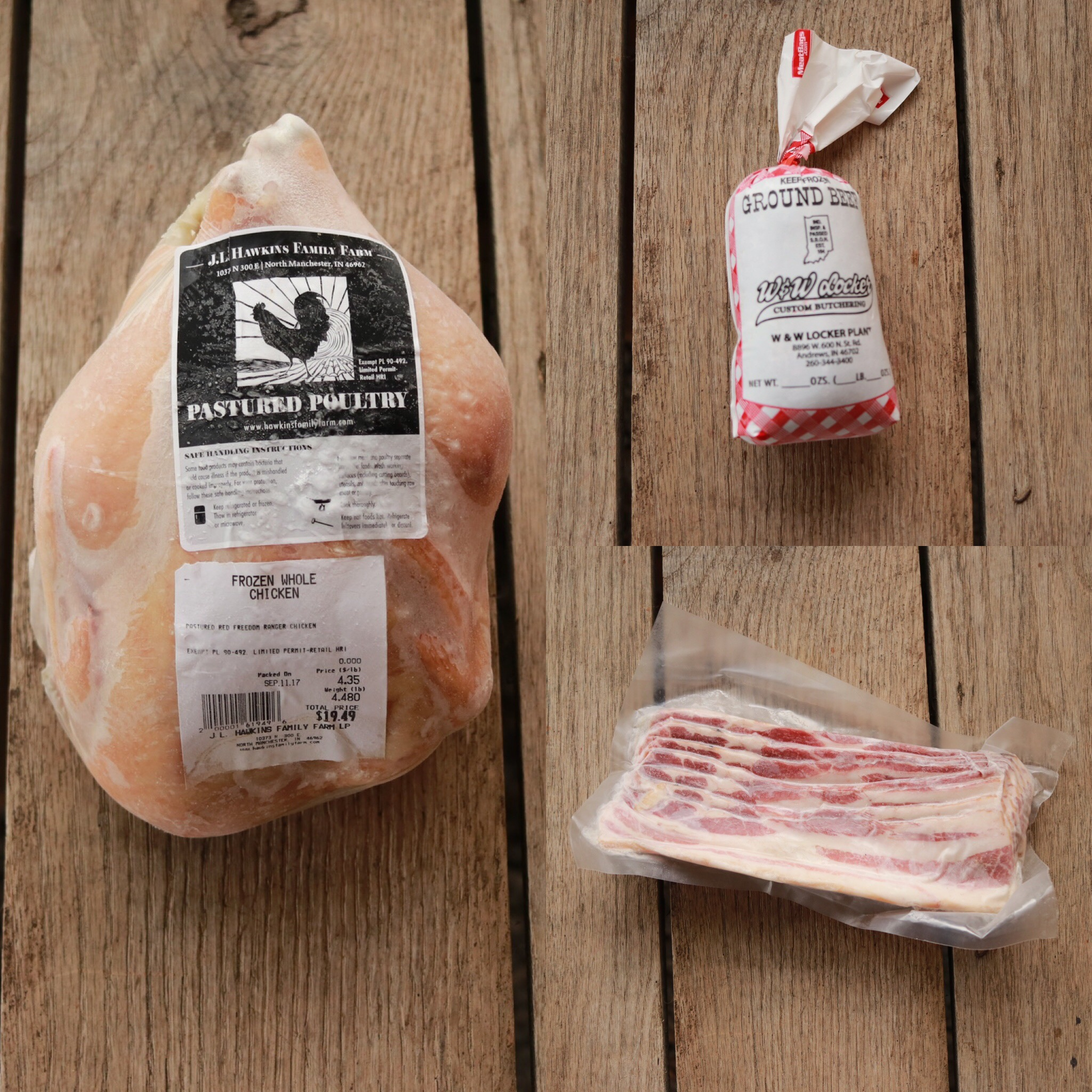 Large Winter Meat Share