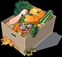 Thanksgiving Share