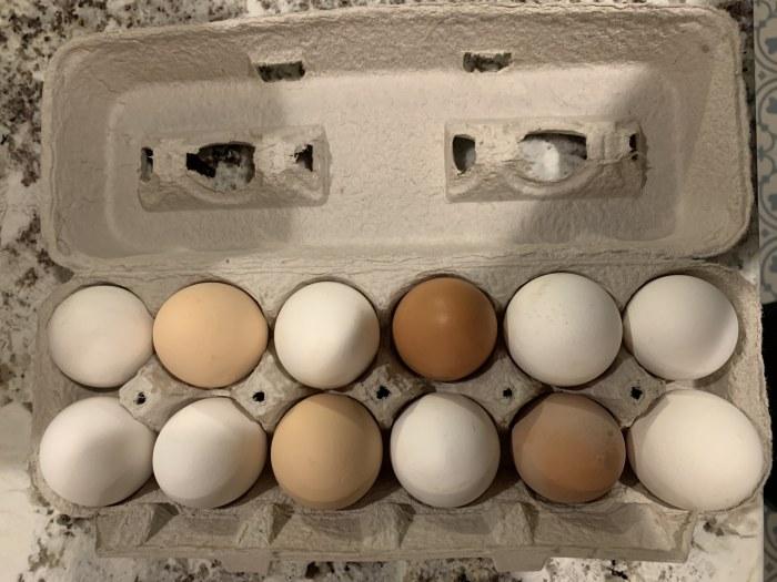 Egg Share - 1 dozen