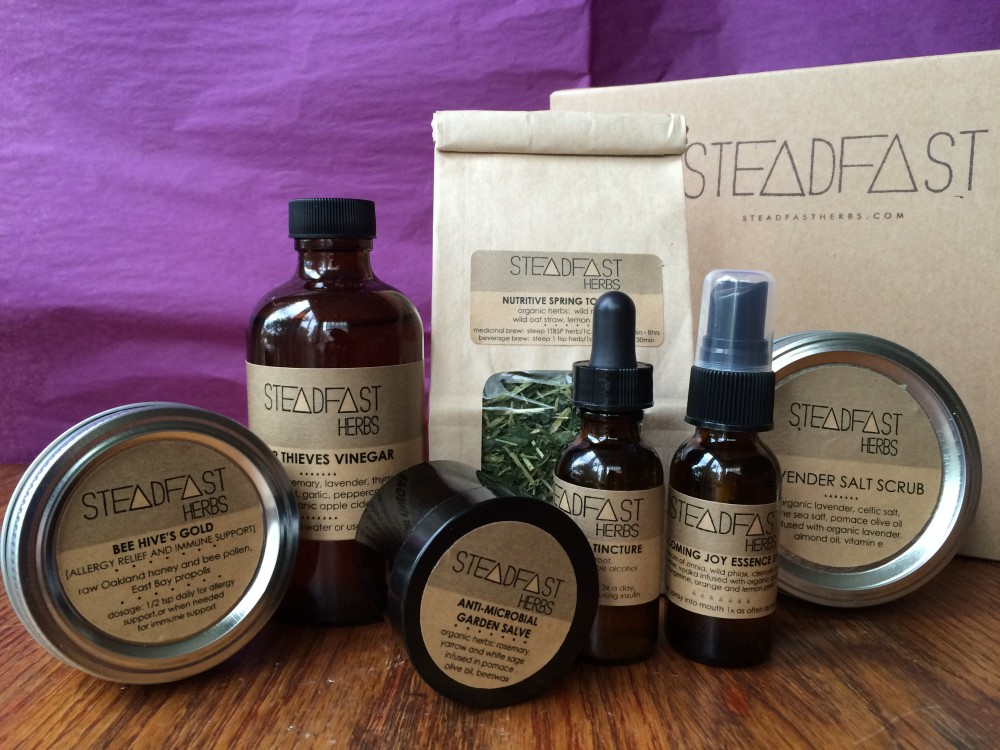 Steadfast Herb Share