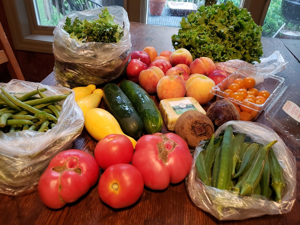 2020 Fruit and Vegetable Share: Mini Share