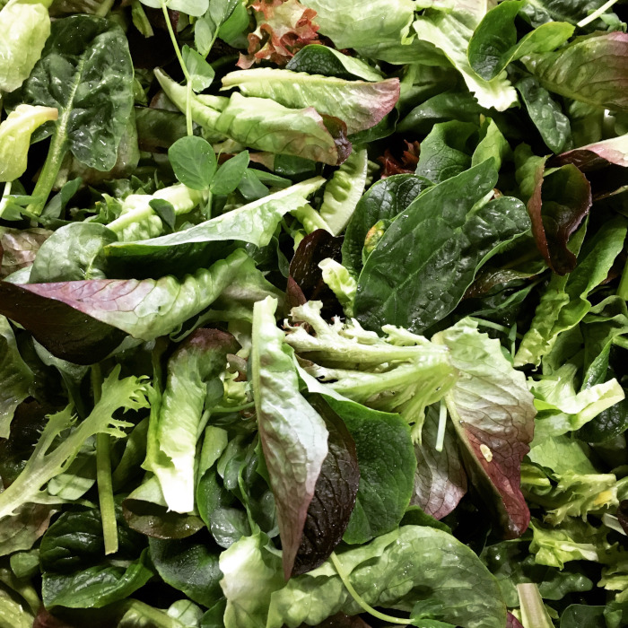 Spring Greens Share