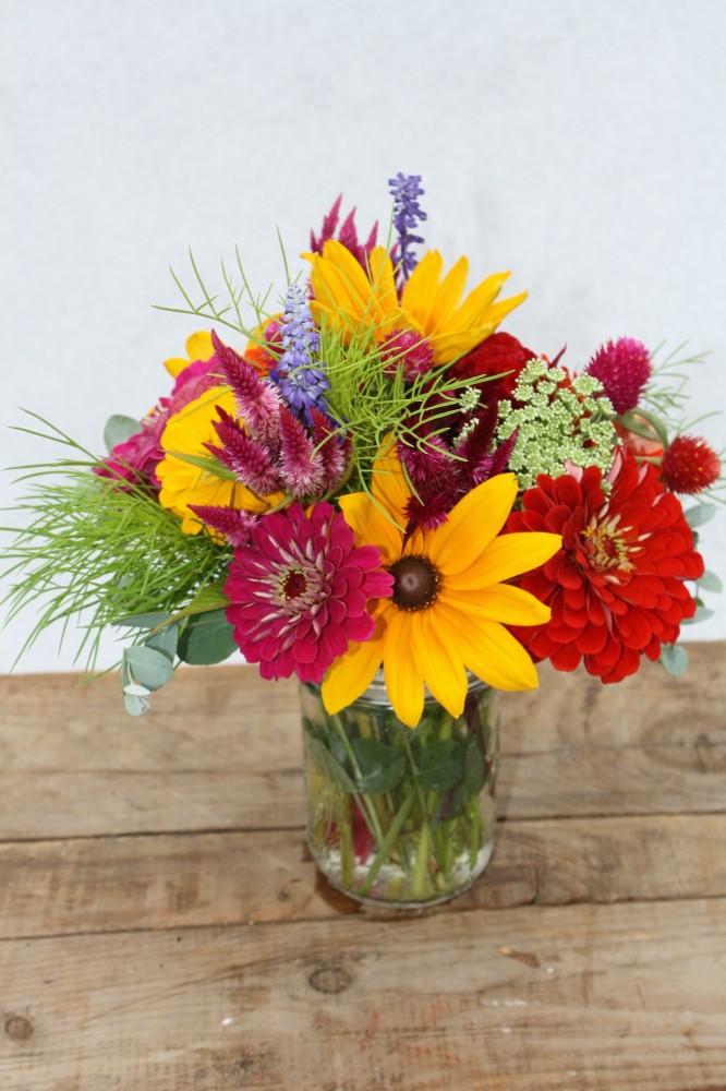 Bouquet Share