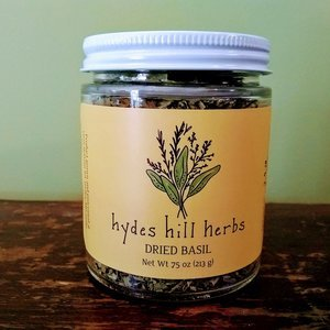 Fall Dried Herb Share